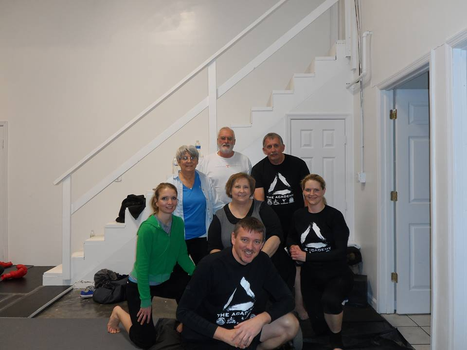 Fitness Kickboxing in Cleveland TN