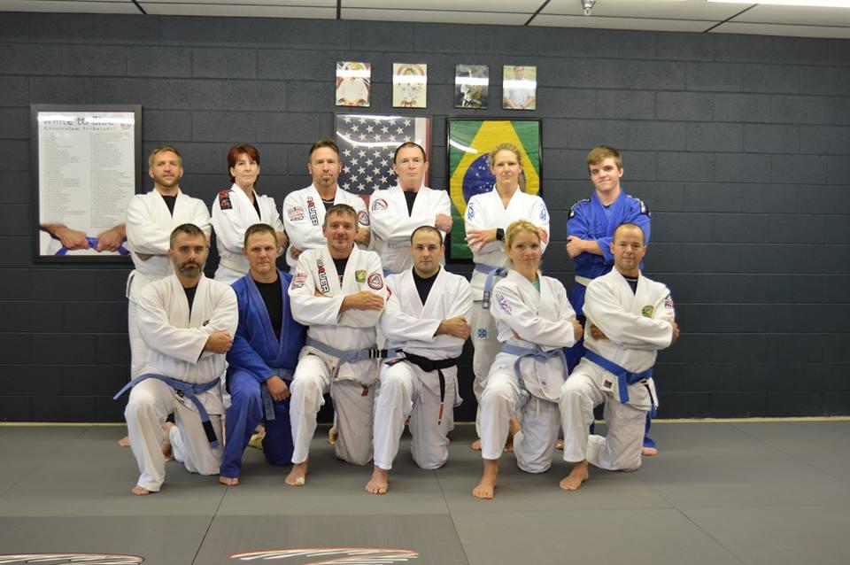 Gracie Jiu -Jitsu Cleveland TN