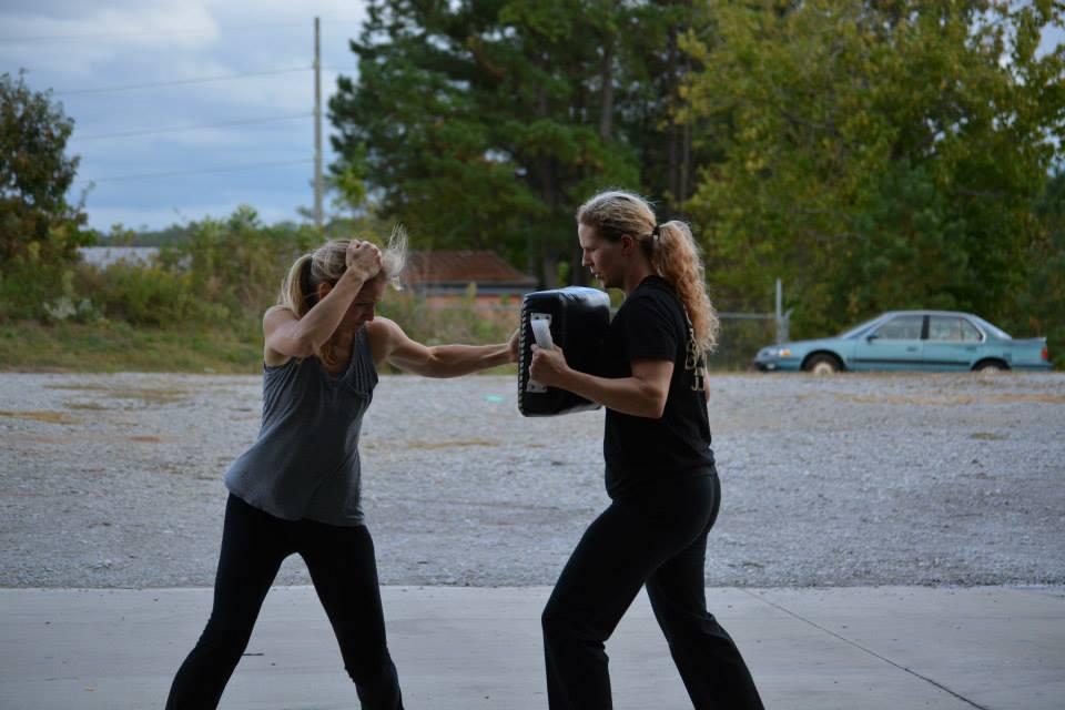 Ladies-Self-Defense-Cleveland-TN