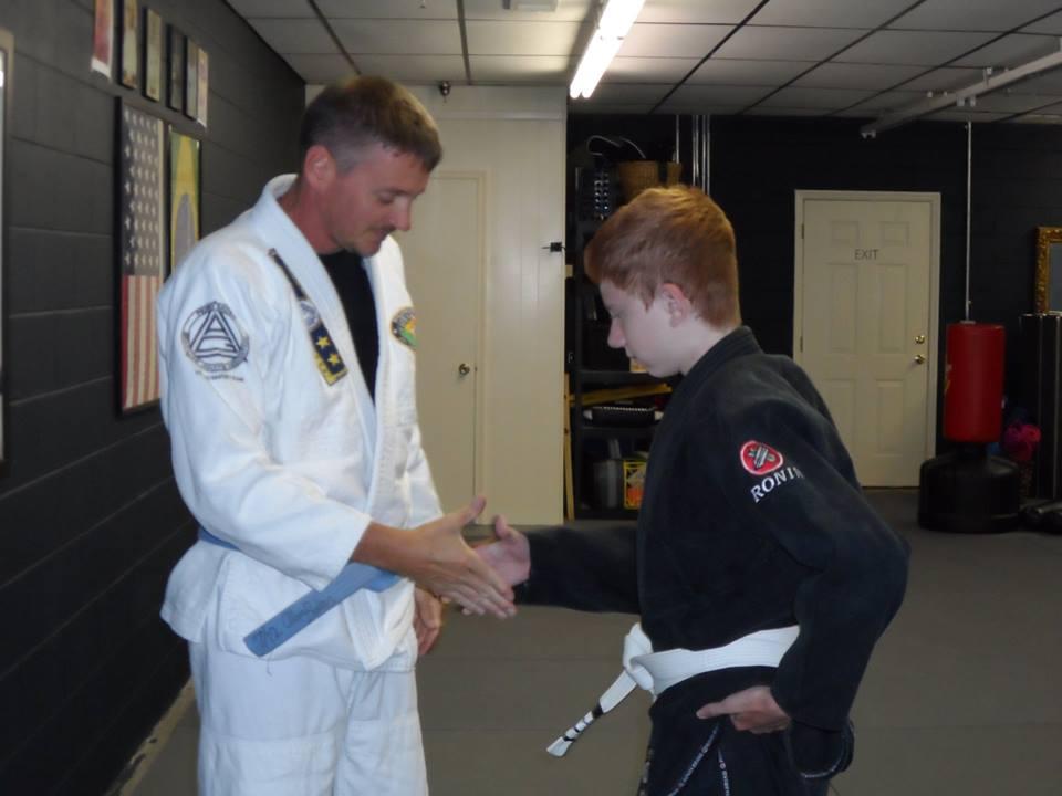 Childrens martial arts Cleveland tn