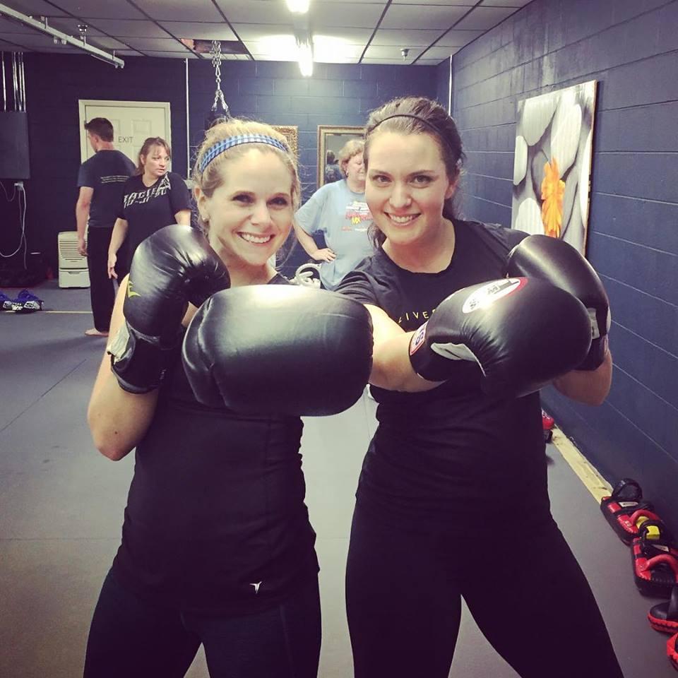 Fitness Kickboxing Cleveland TN